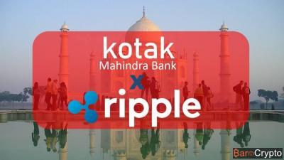 Une banque locale adopte la technologie xCurrent de Ripple en Inde