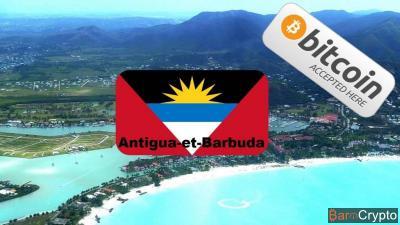 Payer sa nationalité avec 12 BTC, c'est possible à Antigua-et-Barbuda