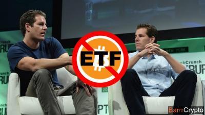 Bitcoin ETF : les Winklevoss essuient un 2e refus de la part de la SEC