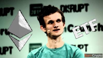 Ethereum : Vitalik Buterin donne son avis sur les Crypto ETF
