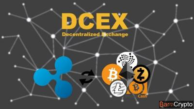 USA : ouverture d'un exchange décentralisé basé sur le Ripple (XRP)