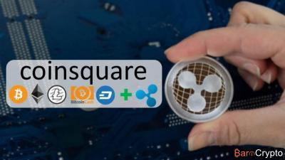 Coinsquare exchange ajoute enfin le Ripple (XRP) sur sa liste cryptos