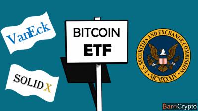 1er Bitcoin ETF : la SEC repousse l'approbation en septembre