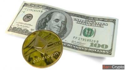 Le cours Ethereum (ETH) bientôt sous les 100 dollars ? BitMEX y croit