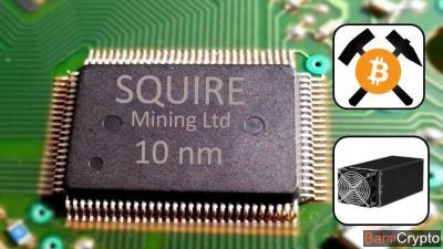 Mining : un concurrent de Bitmain prépare une puce ASIC nextgen à 10nm