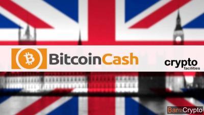Hausse du Bitcoin Cash avec le lancement des Futures au Royaume-Unis ?