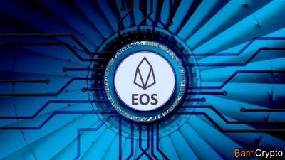 Cours EOS à $5 pendant que sa blockchain est numéro un en Chine