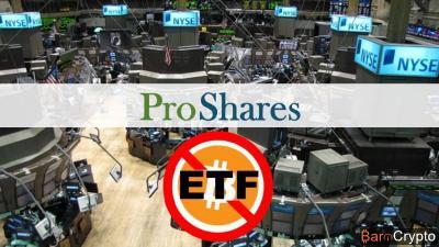 Le cours BTC reste à $6 400, indifférent au refus des ETFs par la SEC