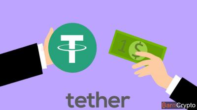 $500 millions en Tether émis en août, mais le marché ne réagit pas !