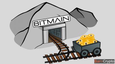 Le prix ETH en baisse alors que Bitmain lance son mining pool Ethereum