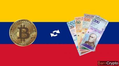 Le prix BTC revient à $7 000, la paire Bitcoin/Bolivar bat un record