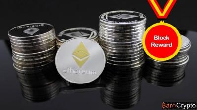 L'Ethereum à plus de $286 à l'approche d'une réduction de récompenses