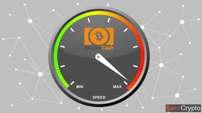 Cours Bitcoin Cash + 20% après son stress test concluant