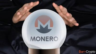 Cours Monero (XMR) + 30% suite à la prédiction de Satis Group