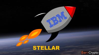 Cours Stellar (XLM) chute à $0,20 et collaboration avec IBM
