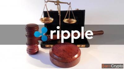 Cours XRP stabilisé, Ripple se sépare de son juriste principal
