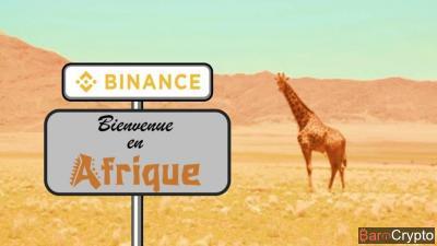 Binance : l'exchange vise l'Afrique et ajoute le Bitcoin Diamond (BCD)