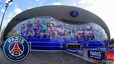 Le Paris St Germain (PSG) crée une cryptomonnaie destinée aux fans