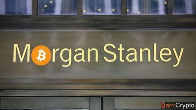 Cours BTC à $6 500, Morgan Stanley prépare un projet Bitcoin