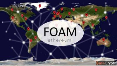L'ETH se maintient à $200, lancement de la carte décentralisée FOAM