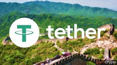 Tether : les chinois utilisent le stablecoin pour échapper au ban