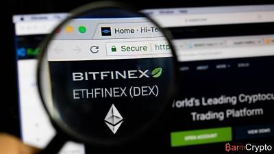 Le cours ETH repasse à $200, et Bitfinex lance son Ethereum DEX