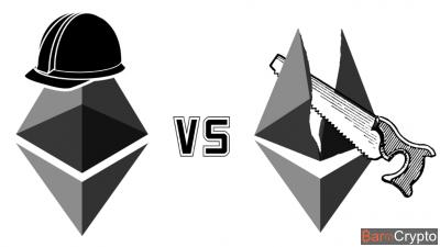 Hard Cap ou hard fork : Ethereum cherche la solution contre les ASICs