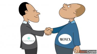 Coincheck : Monex rachète l'exchange et change l'équipe de direction !