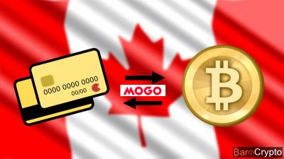 Canada : Mogo facilite l'achat de bitcoin avec une carte de crédit