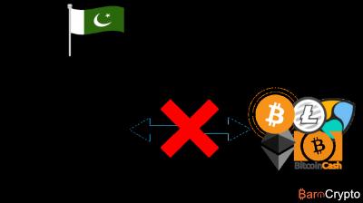 Pakistan : la Banque centrale interdit aux banques les cryptomonnaies