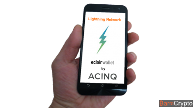 Le Lightning Network débarque sur smartphone via l'app Eclair Wallet