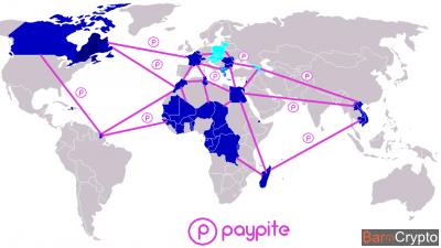 Paypite : focus sur le bitcoin