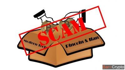 Scam ICO : Pincoin et Ifan disparaissent avec 660 millions de dollars