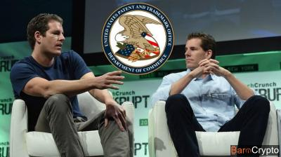 USPTO : Brevet accordé pour le projet crypto des frères Winklevoss
