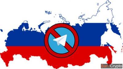 Gram : après l'Iran, la Russie bannit à son tour Telegram Messenger
