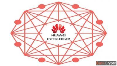 Huawei développe et lance sa plateforme Blockchain-as-a-Service