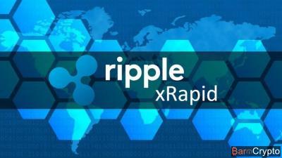 Gros boost du cours XRP à 1 mois du lancement Ripple xRapid