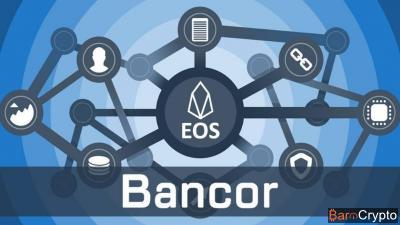 Reprise du cours EOS, pendant que Bancor s'étend d'Ethereum vers EOS